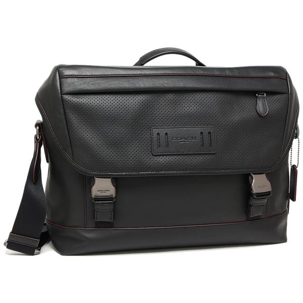 【4時間限定ポイント10倍】【返品OK】コーチ ビジネスバッグ アウトレット メンズ COACH F79902 QBBK ブラック A4対応