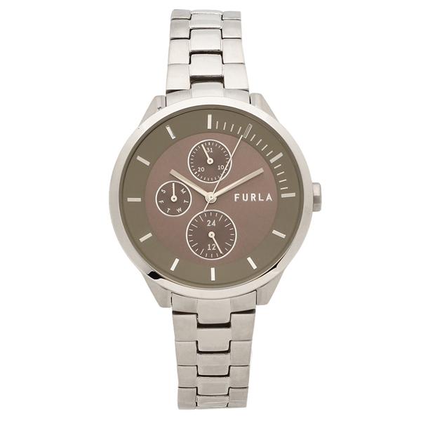 【6時間限定ポイント10倍】【返品OK】フルラ 腕時計 レディース メンズ FURLA R4253128502 38MM シルバー