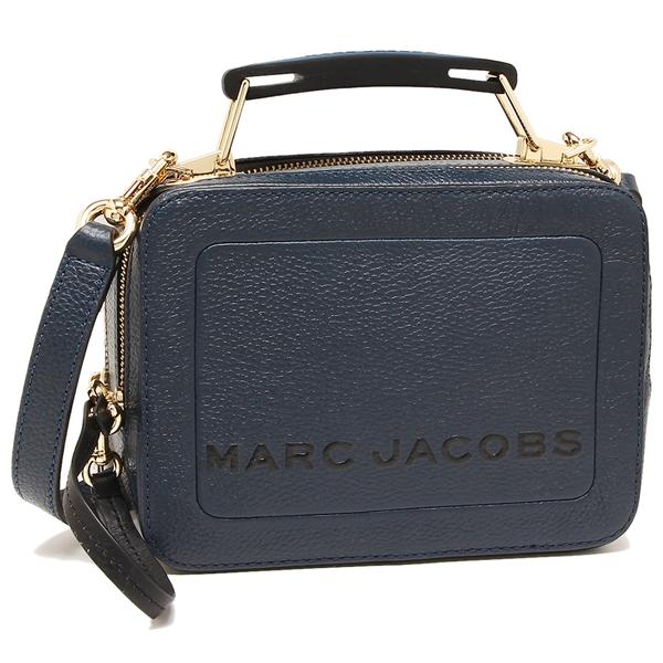 【4時間限定ポイント10倍】【返品OK】マークジェイコブス ハンドバッグ ショルダーバッグ レディース MARC JACOBS M0014840 ネイビー
