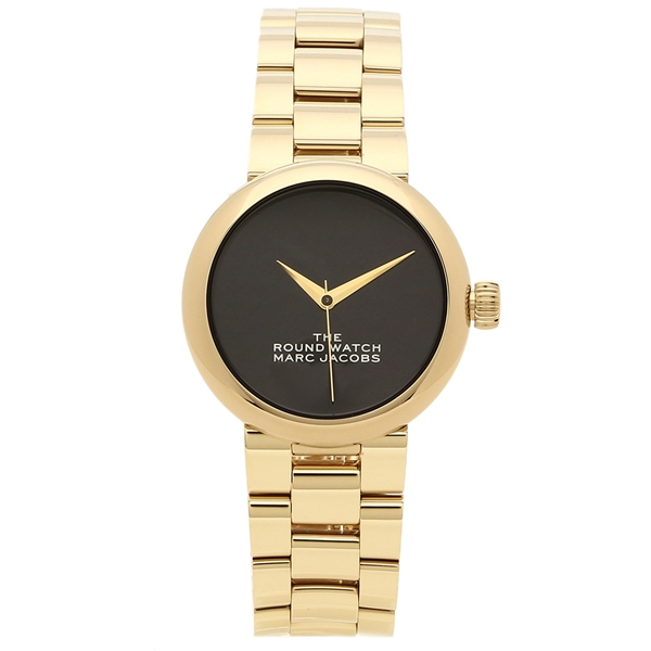 【返品OK】マークジェイコブス 腕時計 レディース MARC JACOBS MJ0120179280 M8000726 711 32MM ゴールド ブラック