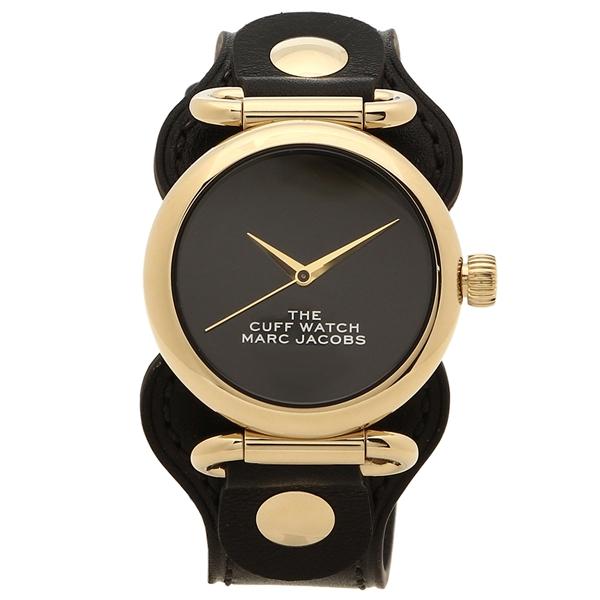 【返品OK】マークジェイコブス 腕時計 レディース MARC JACOBS MJ0120179287 M8000729 003 32MM ブラック ゴールド