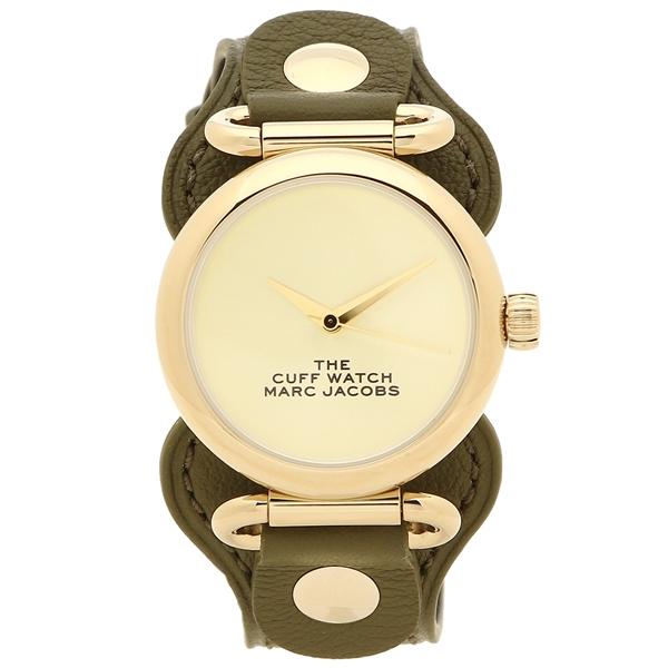 【26時間限定ポイント10倍】【返品OK】マークジェイコブス 腕時計 レディース MARC JACOBS MJ0120179289 M8000729 332 32MM カーキ ゴールド