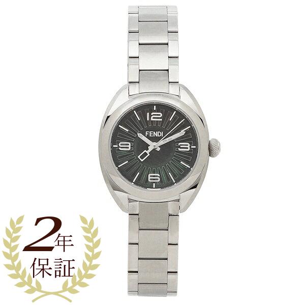 【6時間限定ポイント10倍】【返品OK】フェンディ 腕時計 レディース FENDI F218021500 ブラック
