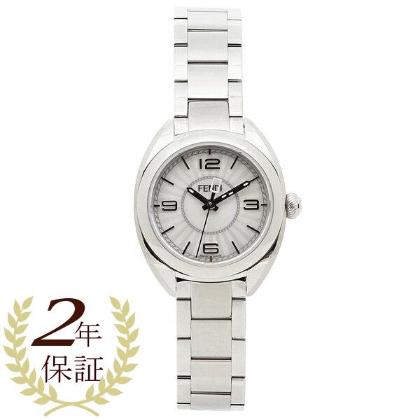【期間限定ポイント5倍】【返品OK】フェンディ 腕時計 レディース FENDI F218024500 シルバー