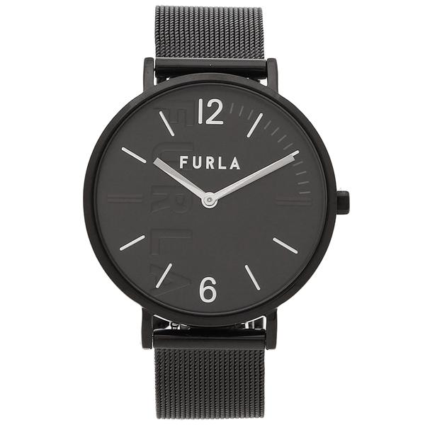 【返品OK】フルラ 腕時計 レディース メンズ FURLA 1039702 R4253129504 ブラック