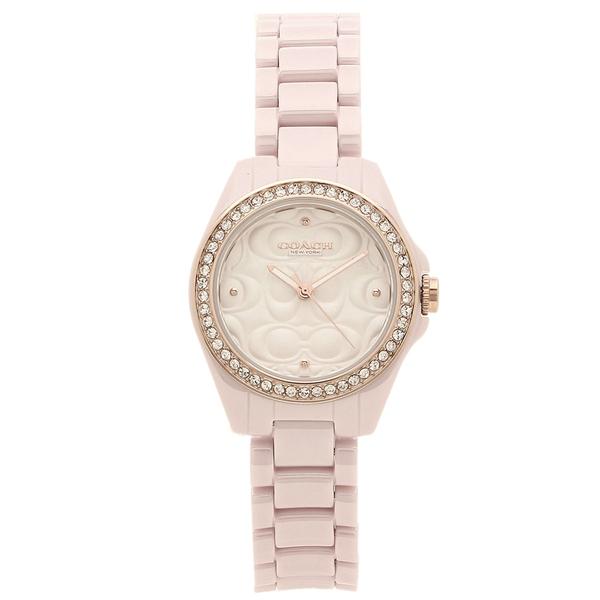【返品OK】コーチ 腕時計 レディース COACH 14503256 28MM ピンク ローズゴールド