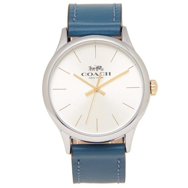 【返品OK】コーチ 腕時計 アウトレット レディース COACH W1549 BLU ブルー