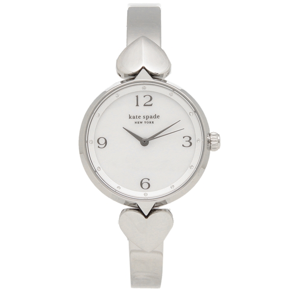 【72時間限定ポイント10倍】【返品OK】ケイトスペード 腕時計 レディース KATE SPADE KSW1562 30MM ホワイト