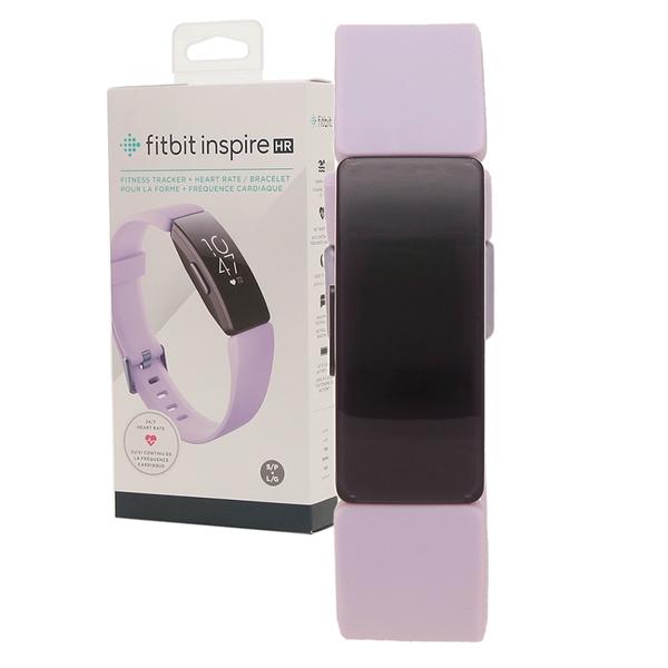 【72時間限定ポイント10倍】【返品OK】フィットビット 腕時計 スマートウォッチ レディース メンズ Fitbit FB413LVLV ライラック