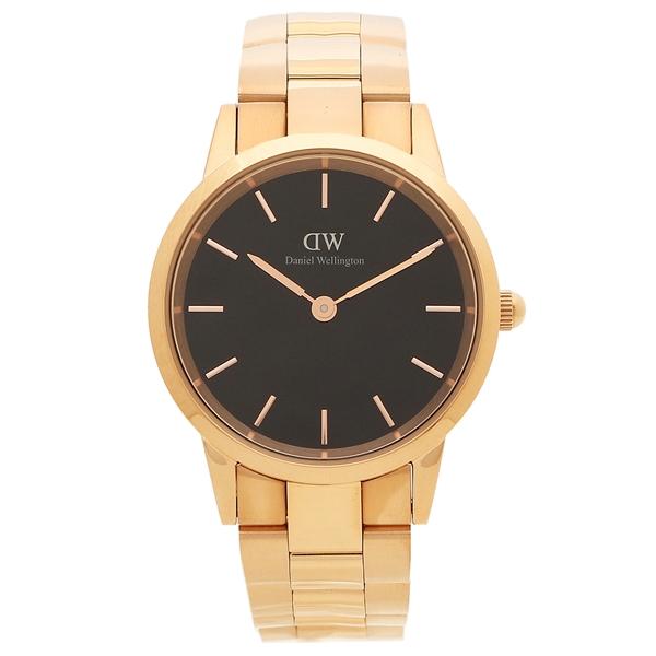 【返品OK】ダニエルウェリントン 腕時計 レディース Daniel Wellington DW00600212 ローズゴールド ブラック