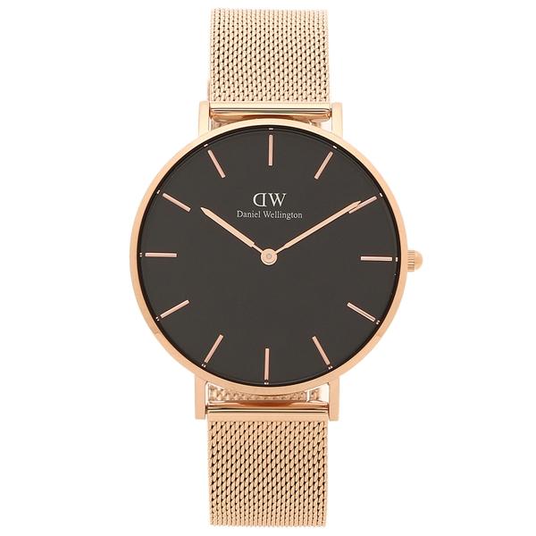 【返品OK】ダニエルウェリントン 腕時計 レディース メンズ Daniel Wellington DW00600303 ローズゴールド ブラック