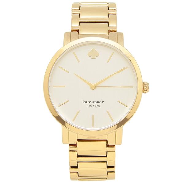 【返品OK】ケイトスペード 腕時計 レディース KATE SPADE KSW9013 38MM ゴールド