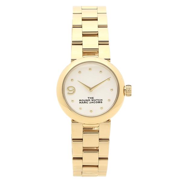 【6時間限定ポイント10倍】【返品OK】マークジェイコブス 腕時計 レディース MARC JACOBS MJ0120184718 ゴールド