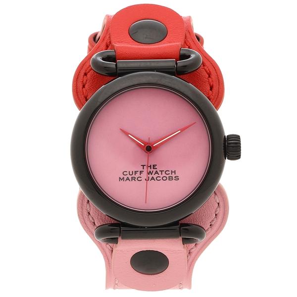 【6時間限定ポイント10倍】【返品OK】マークジェイコブス 腕時計 レディース MARC JACOBS MJ0120184726 ピンク