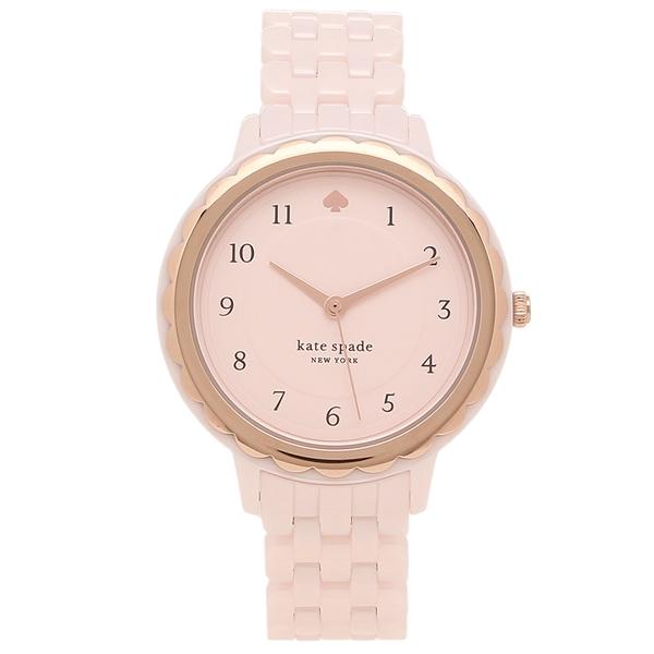 【6時間限定ポイント10倍】【返品OK】ケイトスペード 腕時計 レディース モーニングサイド MORNINGSIDE 38MM KATE SPADE KSW1585 ピンク