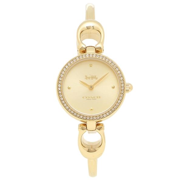 【返品OK】コーチ 腕時計 レディース PARK パーク 26MM COACH 14503446 ゴールド