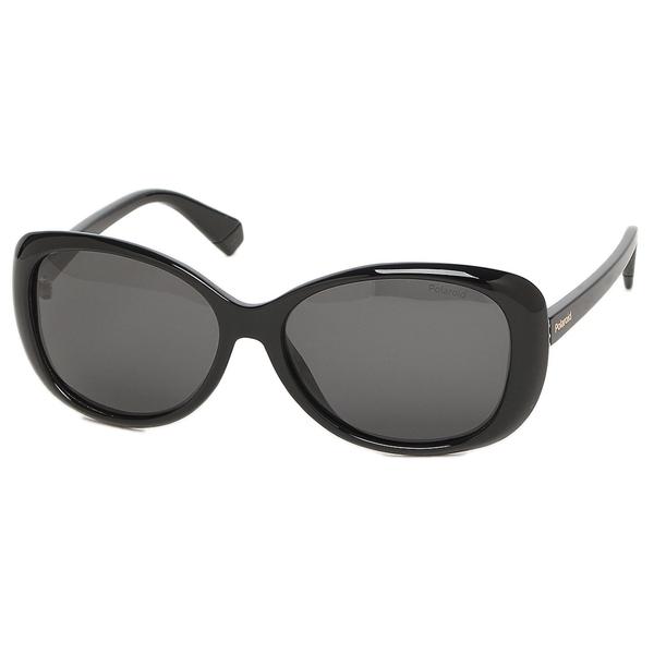 ≪30日間返品保証≫ 返品OK ポラロイド サングラス 百貨店 アイウェア レディース 58サイズ グレー M9 お値打ち価格で ブラック S 4097 POLAROID 807 PLD