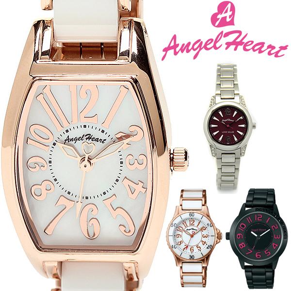 【24時間限定ポイント5倍】エンジェルハート Angel Heart 時計 腕時計 エンジェルハート 時計 レディース ANGEL HEART 選べる4種類!レディースウォッチ 腕時計