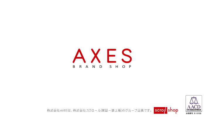 ブランドショップ AXES:海外ブランド激安通販「ブランドショップAXES」★安心と信頼の直輸入!