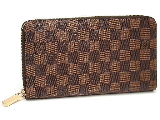 LOUIS VUITTON 루이비통 N60003 다 미 ジッピーオーガナイザー 장 지갑