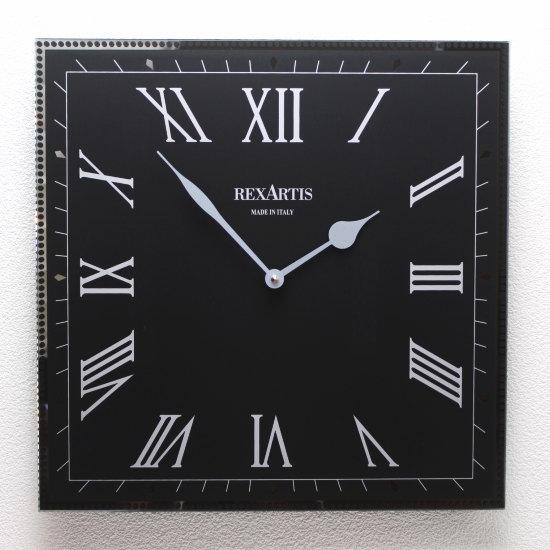 クラシック掛け時計 イタリア製ウォールクロック REXARTIS 【CLASSIC】(壁掛け時計/おしゃれ時計/シンプルモダン/新築祝い/開店祝い/結婚祝い)
