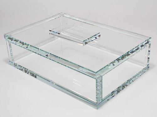 品質満点! 高級ガラス製アクセサリーボックス・小物入れ OMODOMO 【SEVEN】, RING JACKET MEISTER:2abaf537 --- canoncity.azurewebsites.net