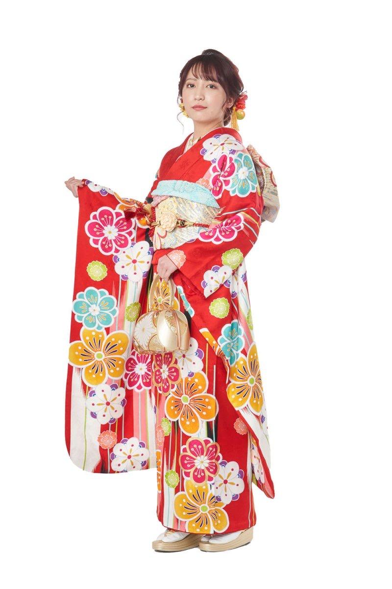 『2年保証』 振袖+小物のフルセットレンタル☆成人式・結婚式・結納・卒業式, ハワイアンジュエリーアロハロカヒ ba85cd98