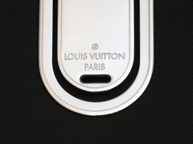LOUIS VUITTON 머니 클립 실버 M64691 루이비통 LV지갑*02 P31Aug14