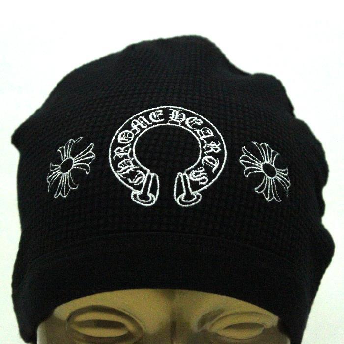 0151c831b CHROME HEARTS chrome Hertz knit hat 2238-304-2209 11th Armored Cavalry  Regiment Shoo ...