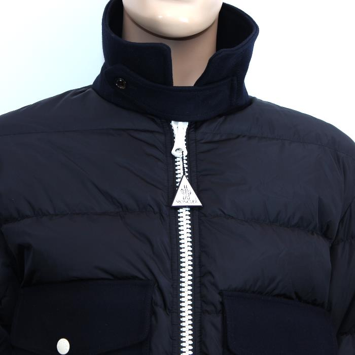 36834b87f MONCLER a down jacket ARNAUD navy Monk rail a capsule collection 4132185  54155 779 men