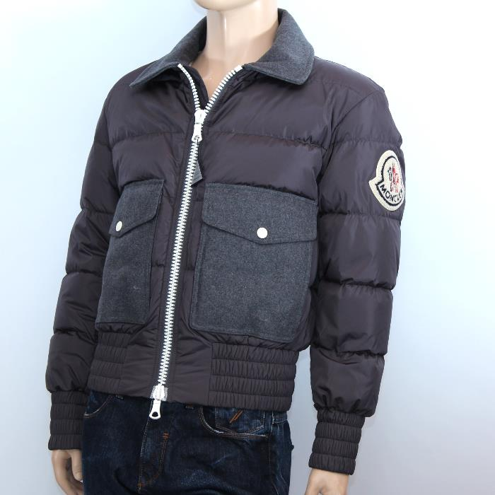 507c25f21 MONCLER a down jacket ARNAUD gray Monk rail a capsule collection 4132185  54155 921 men