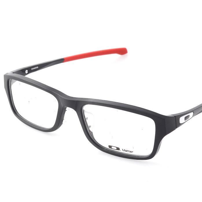 OAKLEY Frame オークリー メガネ フレーム OX8045-0655/ CHAMFER FR シャンファー メンズ メガネフレーム【r】【新品・未使用・正規品】