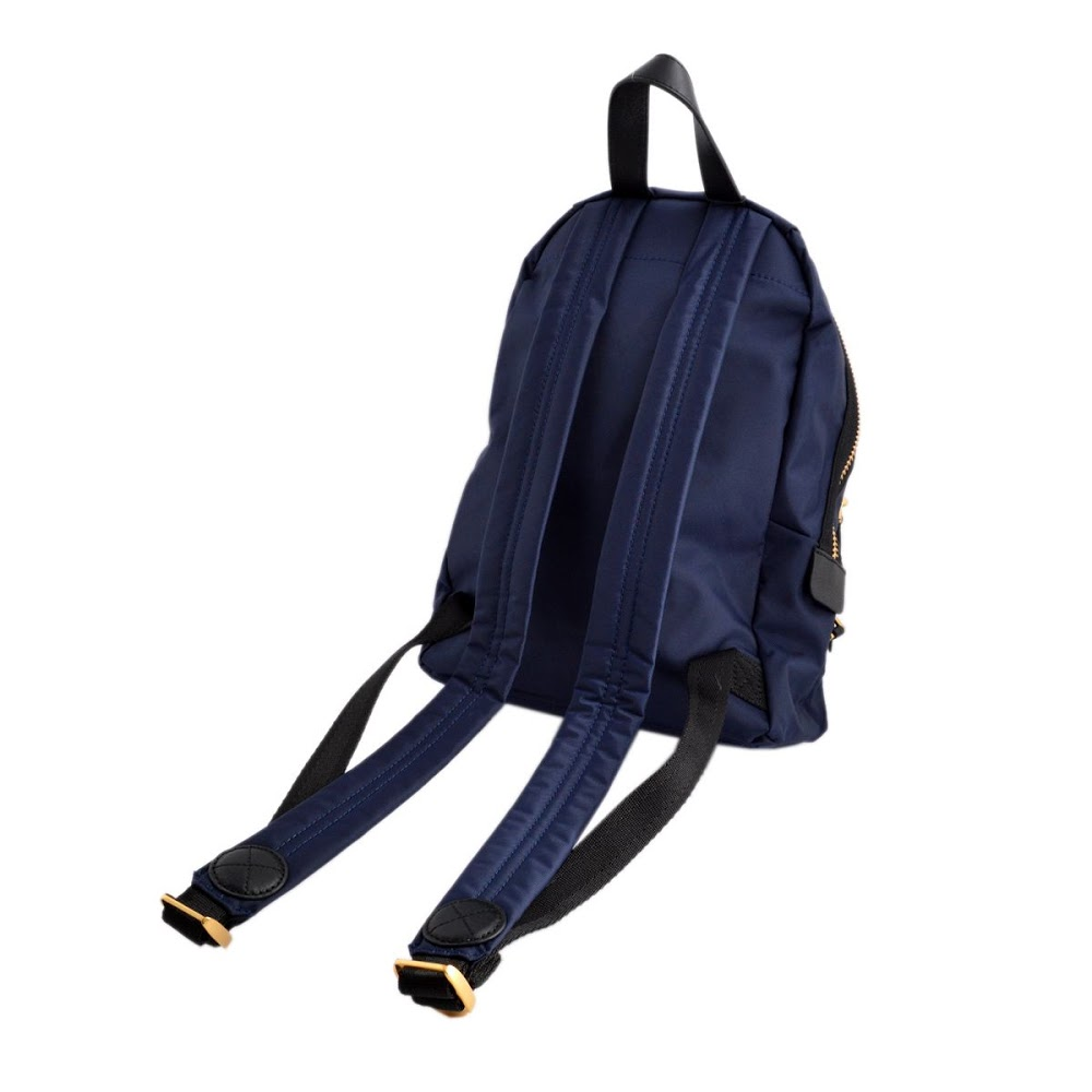 마크 제이콥스 MARC JACOBS M0008298 415 Midnight Blue 나일론 미니 백 팩 배낭 Nylon Biker Mini Backpack