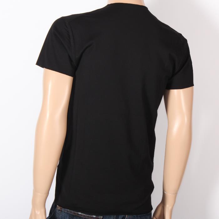 LUCIEN PELLAT 财华 Lucien pellat 财华短袖子 T EVH1759 黑色黑色迈阿密日落头骨男式衬衫的热卖