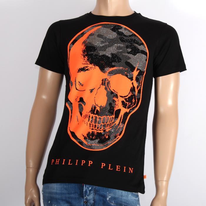 philipp plein t shirt skull