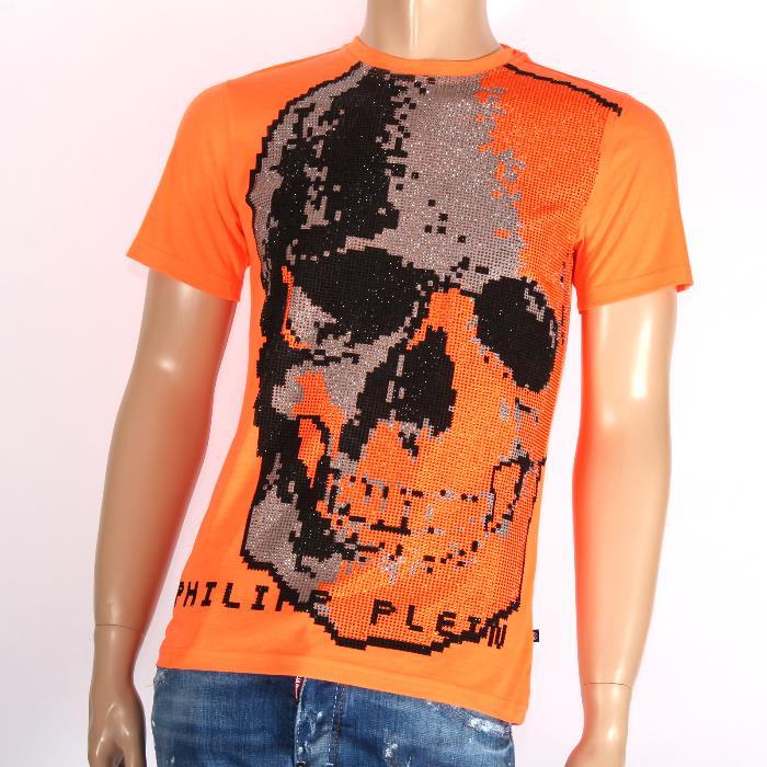 Sast For Sale Cheap Sale Big Discount Philipp Plein rhinestone skull T-shirt gKe5NGn
