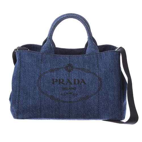 Prada Denim Bag