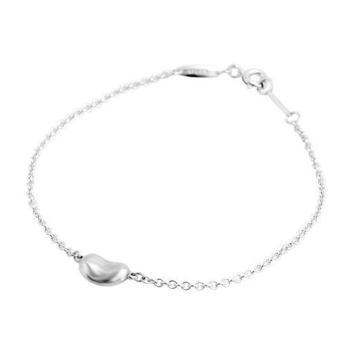 Tiffany Co 34901449 Elsa Peretti Bean Bracelet Ss