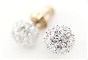 Swarovski Las Accessories Emma Pierced Earrings 1730583
