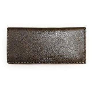 ディーゼル DIESEL X03808 P0231 T7010 Beech 折財布【c】【新品/未使用/正規品】