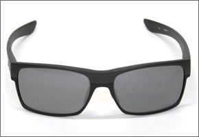 OAKLEY奥克利太阳眼镜OO9256-04 TWO FACE钢Black Iridium