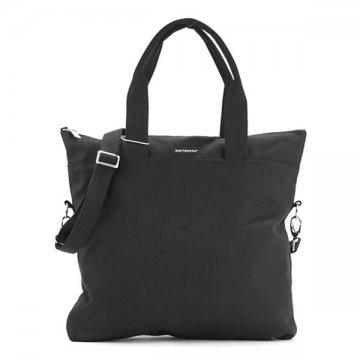 MARIMEKKO マリメッコ044308 CANVAS BAGS 001トートバッグ ショルダーバッグ ブラック【】【新品/未使用/正規品】
