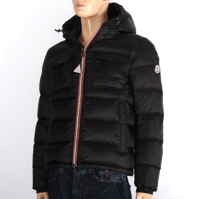 MONCLER MONCLER down jacket MORANE Moran black 4136905 53329 999 men's hot-selling 05P03Dec16