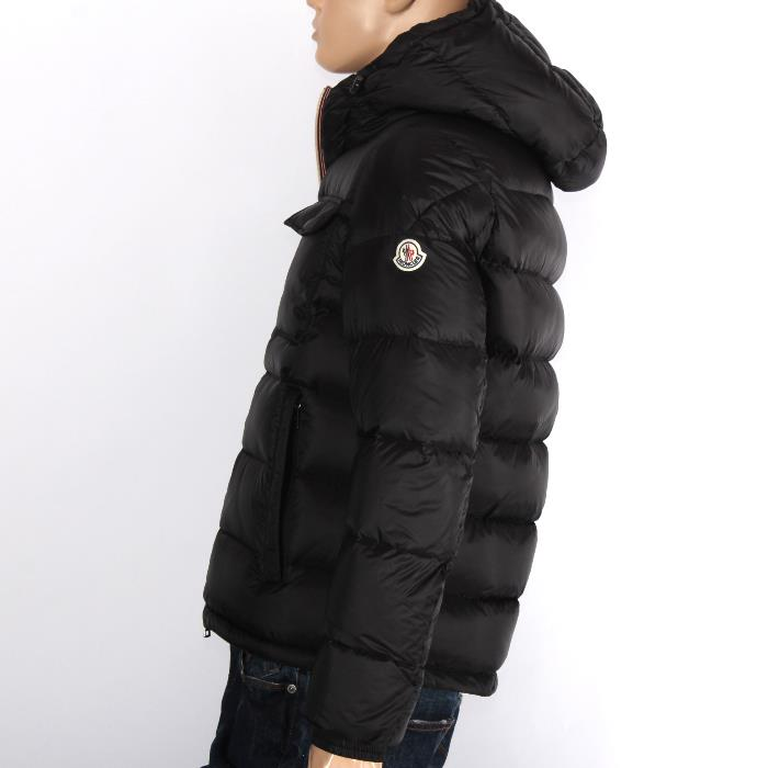 db8983f16 MONCLER Monk rail down jacket MORANE モラーンブラック 4136905 53329 999 men's  marketable goods