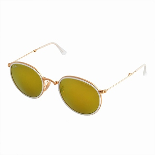 f03665f918 CUORE  Ray Ban RA-BAN RB 3517 001   93 51 round folding sunglasses ...