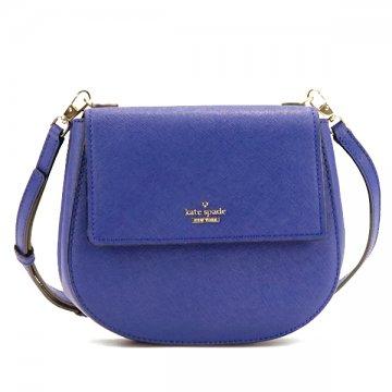 Kate Spade Pxru7185 Blue 443 Shoulder Bag