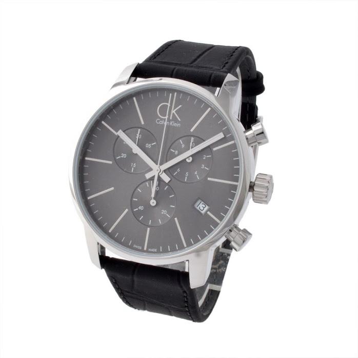 CK cK Calvin Klein K2G271C3人手表计时仪