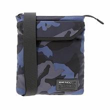 디젤 DIESEL X04327 PR027 H6095 숄더백 Blue Camou 위장 블루 미채