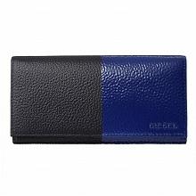 ディーゼル DIESEL X04487 P0231 H1303 長財布 Black/Turkish seaブラックブルー【c】【新品/未使用/正規品】