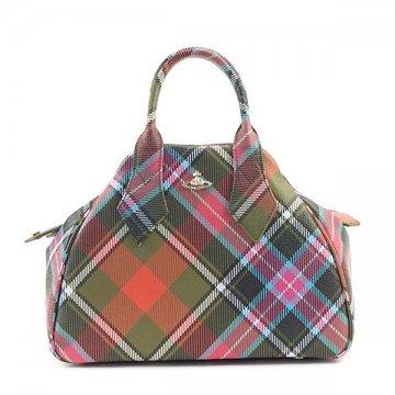 ヴィヴィアンウエストウッド Vivienne Westwood42020015 DERBY ハンドバッグ MULTIハンドバッグ【】【新品/未使用/正規品】